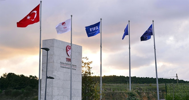 TFF'den korona virüsle mücadele eden kulüplere geçmiş olsun mesajı