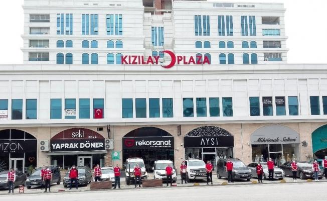 Türk Kızılay Bursa, sessiz bayramda umudun sesi oldu
