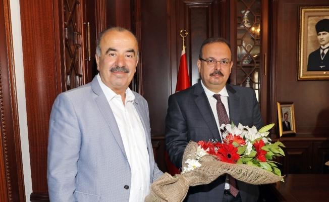Başkan Türkyılmaz Mudanya esnafı için Vali Canbolat ile görüştü