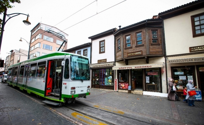 Bursa'daki nostaljik tramvay için karar zamanı