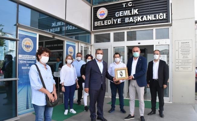 Gemlik Belediyesi Bursa'da örnek oldu