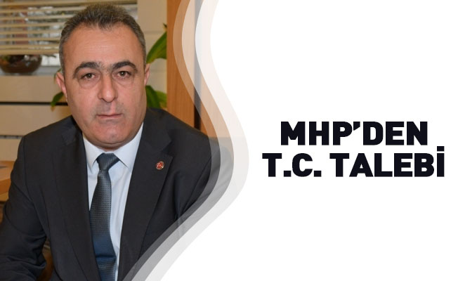 MHP'den T.C. Talebi