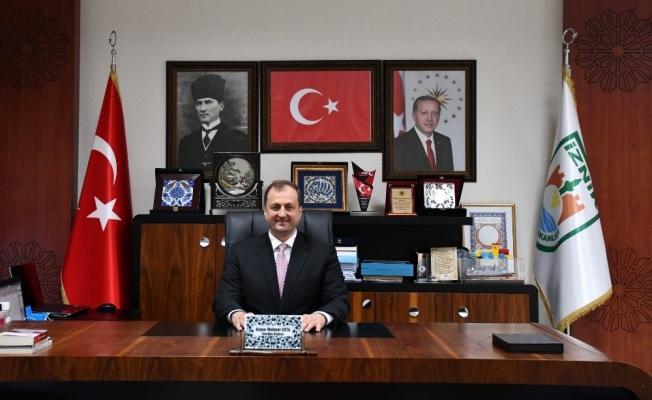 Başkan Usta'dan kurban bayramı mesajı