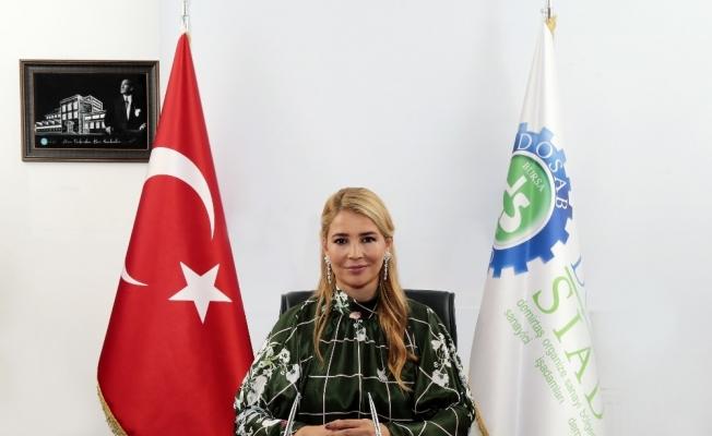 """DOSABSİAD Başkanı Çevikel: """"İhracat rakamları umut verici"""""""