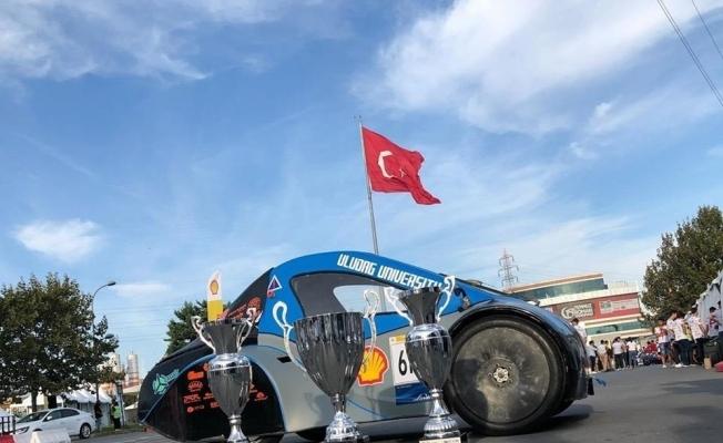 Hidrojen enerjili otomobilde Avrupa'ya Türk tasarım damgası