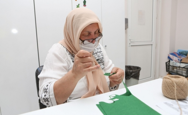 Kadın ve Çocuk Akademileri'nde faaliyetler başladı