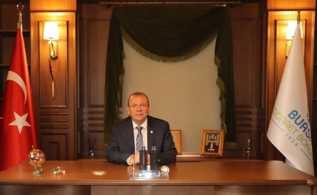 Bursa Ticaret Borsası Başkanı Özer Matlı: