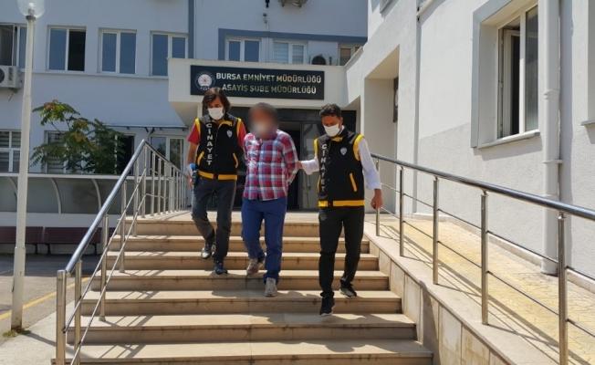 Bursa'da hemşire ablasını 9 yerinden bıçaklayan kardeş adliyeye sevk edildi