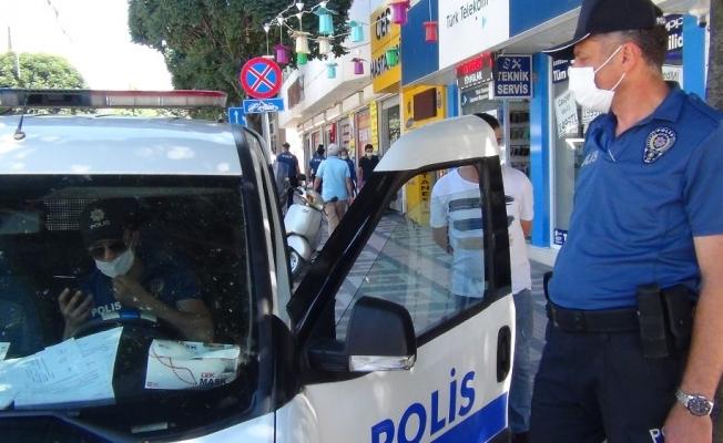 İnegöl'de polisten anonslu uyarı