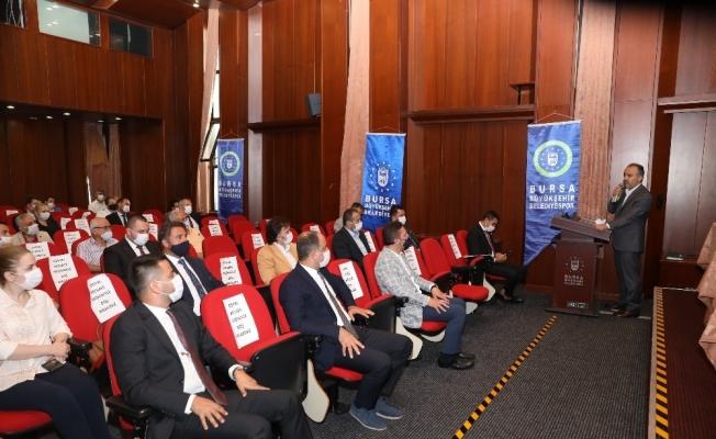 Büyükşehir Belediyespor'da nöbet değişimi