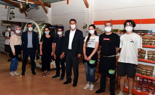 Osmangazi'den çölyak hastalarına destek
