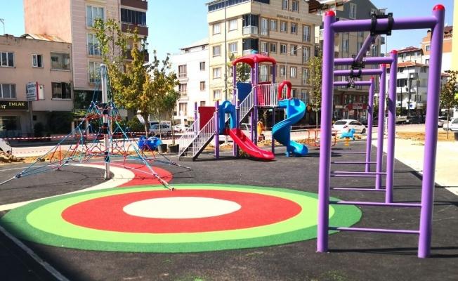 Demirtaş çocuk parkına kavuşuyor