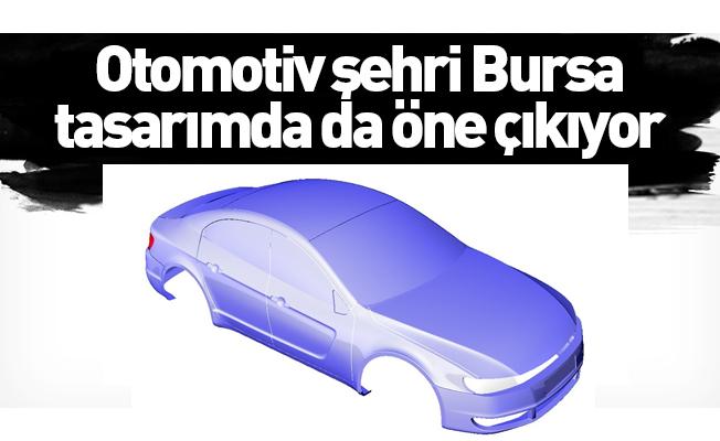 Otomotiv şehri Bursa tasarımda da öne çıkıyor