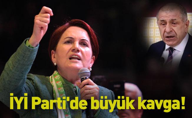 İYİ Parti'de büyük kavga!