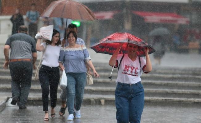 Meteorolojiden Bursa için uyarı