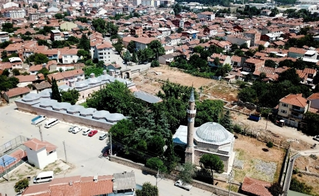 Bursa'da 5 asırlık tarih ayağa kalktı