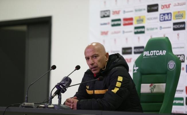 """Adanaspor Teknik Sorumlusu Özü: """"Hakemleri vicdanlı olmaya davet ediyorum"""""""