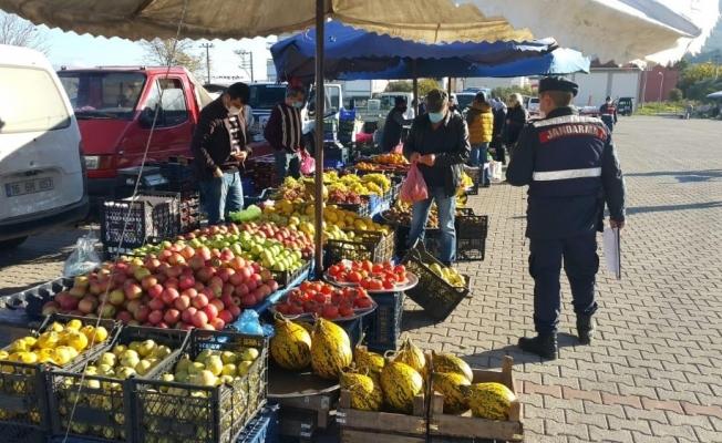 Bursa'da kısıtlama tedbirlerine uymayan kişilere 117 bin lira ceza kesildi