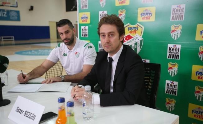 Bursaspor'da Dusan Alimpijevic imzayı attı