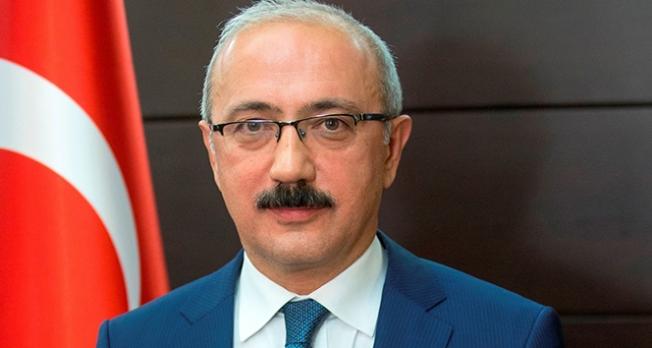 Bakan Elvan: Mükelleflerimizin vergilerini erteledik