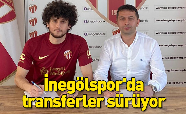 İnegölspor'da transferler sürüyor