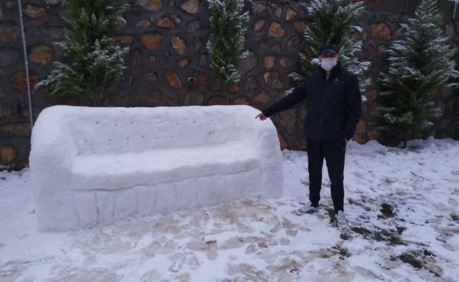 Kardan koltuk ilgi odağı