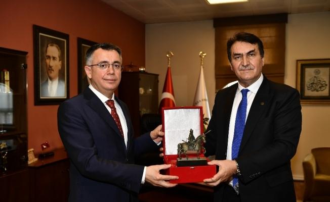 Osmangazi Meydanı Kırcaali'ye ilham oldu