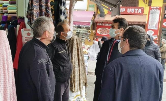 Osmangazi'de yerinde yönetim, yerinde hizmet