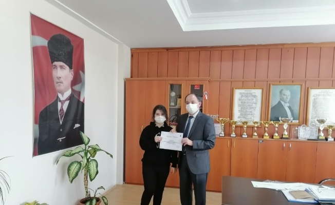 Bursalı öğrenciler kısa film yarışmasında Türkiye üçüncüsü oldu