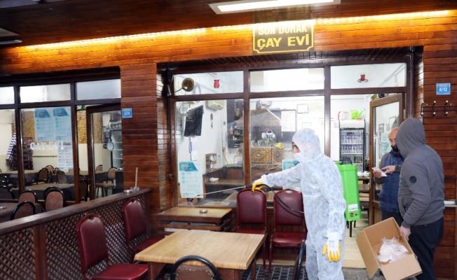 Mudanya'da virüste topyekûn mücadele