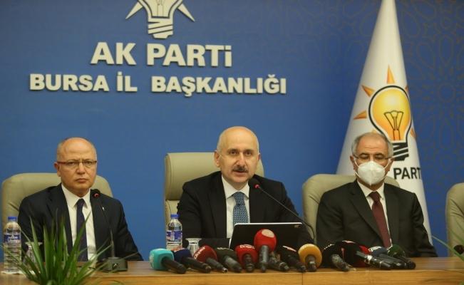 """Bakan Karaismailoğlu: """"Türksat 6A'nın tamamen milli imkanlarla entegrasyon ve test çalışmalarını Ankara'da başarı ile yürütüyoruz"""""""