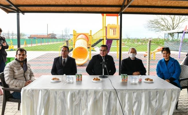 Başkan Kanar, geleceğin başkanları ile buluştu