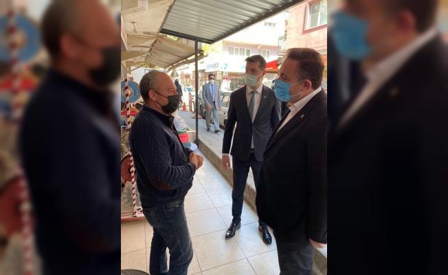 Bursa'da Cumhur ittifakı uyum içinde çalışmalarını sürdürüyor