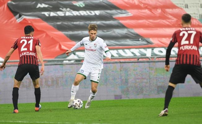 Bursaspor deplasmanda Eskişehirspor'la karşılaşacak