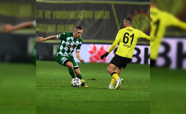 Bursaspor sahasında İstanbulspor'u konuk edecek