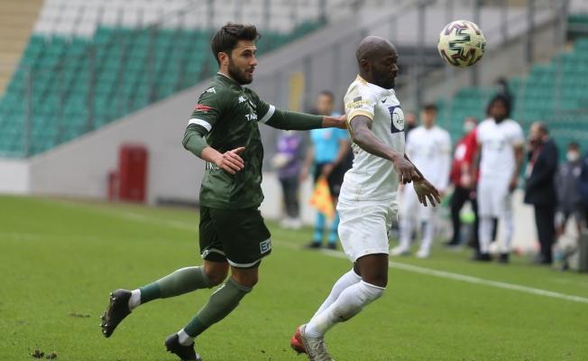 Bursaspor'da İstanbulspor maçı öncesi 6 eksik