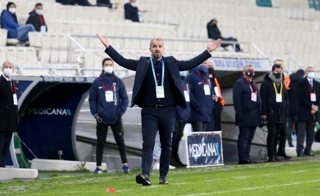 Bursaspor'da Mustafa Er belirsizliği