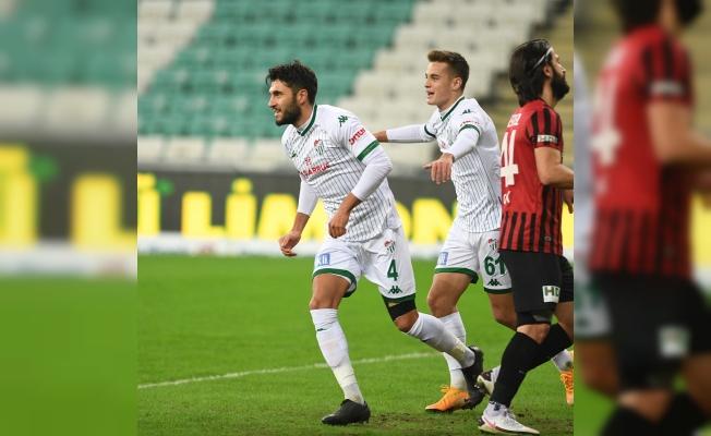Cüneyt Köz, Bandırmaspor maçında forma giyemeyecek