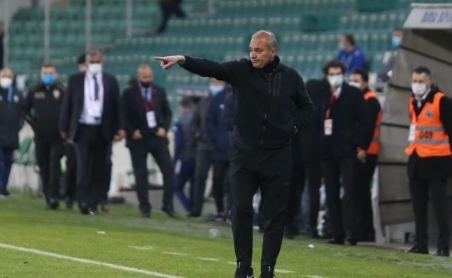 """Erkan Sözeri: """"Öne geçtiğimiz maçı kazanmamız gerekiyordu"""""""