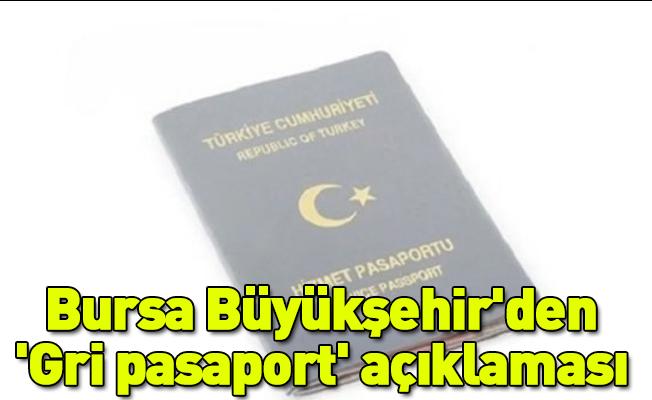 Gri pasaportta yargı süreci takip ediliyor