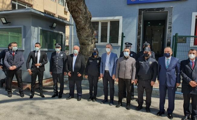 İnegöl'de polis haftası kutlamaları