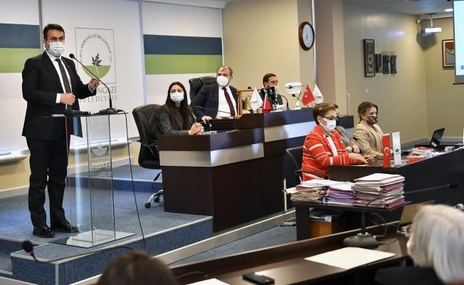 Osmangazi Belediyesi'nin 2020 faaliyet raporu onaylandı