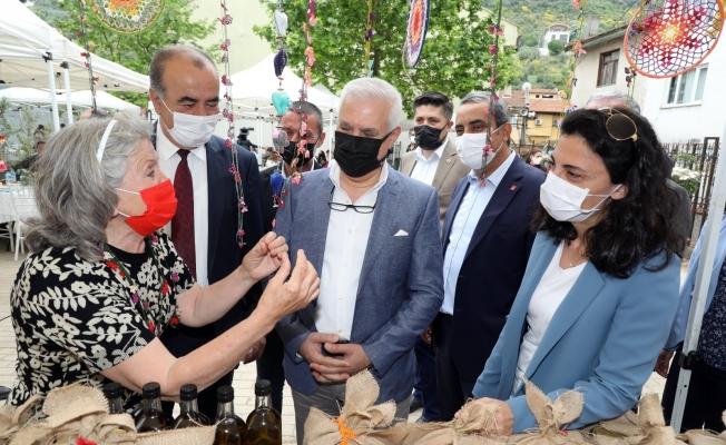 """Başkan Türkyılmaz: """"Bizimle kazanan daima Mudanya"""""""