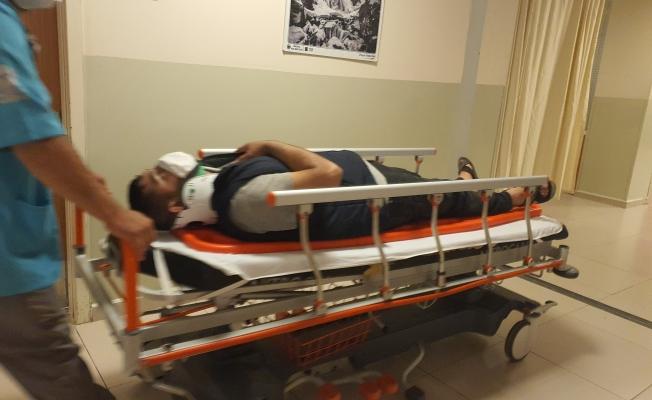 İnegöl'de zincirleme kaza; 5 yaralı