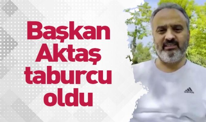 Bursa Büyükşehir Belediye Başkanı Aktaş taburcu oldu