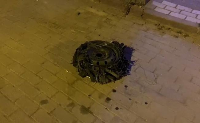 Bursa'da park halindeki aracın lastiğini söküp kendi aracına takan hırsız pes dedirtti