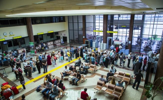 Bursa'da uçak seferleri iptal edildi