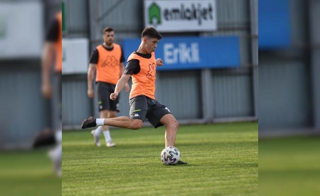 Bursaspor'da Keçiörengücü maçı hazırlıkları başladı