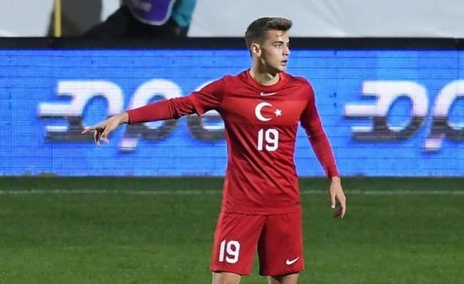 Bursaspor'un genç ismi Batuhan Kör, Ümit Milli Takım'a davet edildi
