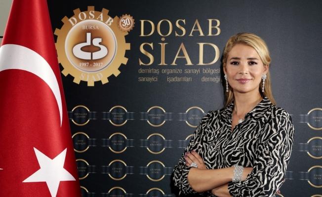 """DOSABSİAD Başkanı Çevikel: """"Üreticinin yükü hafiflerse büyümede 2021'i yüzde 5'in üzerinde kapatırız"""""""